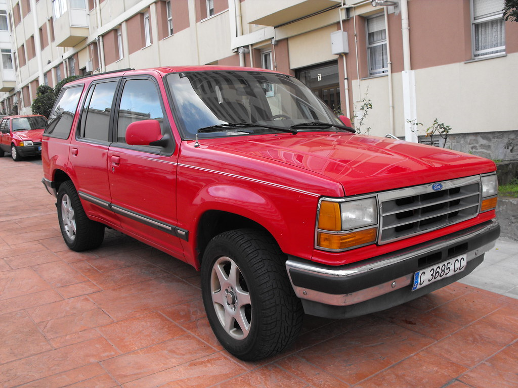 1993 ford explorer xlt by fiattipoelite