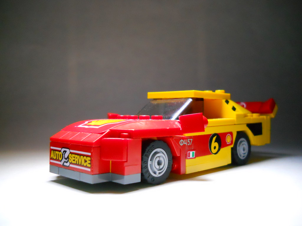 Lego Nascar 24 DuPont Toy Blocks by webcorner on Etsy