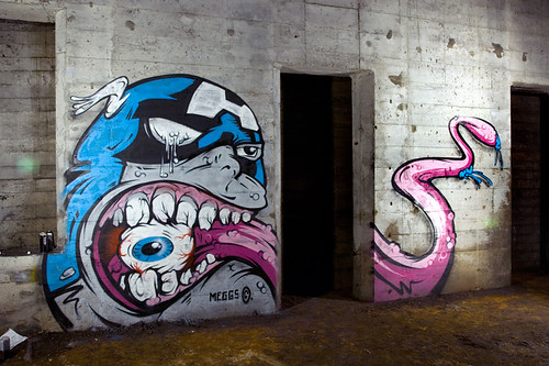 Meggs - Underbelly project NYC | by --Meggs--