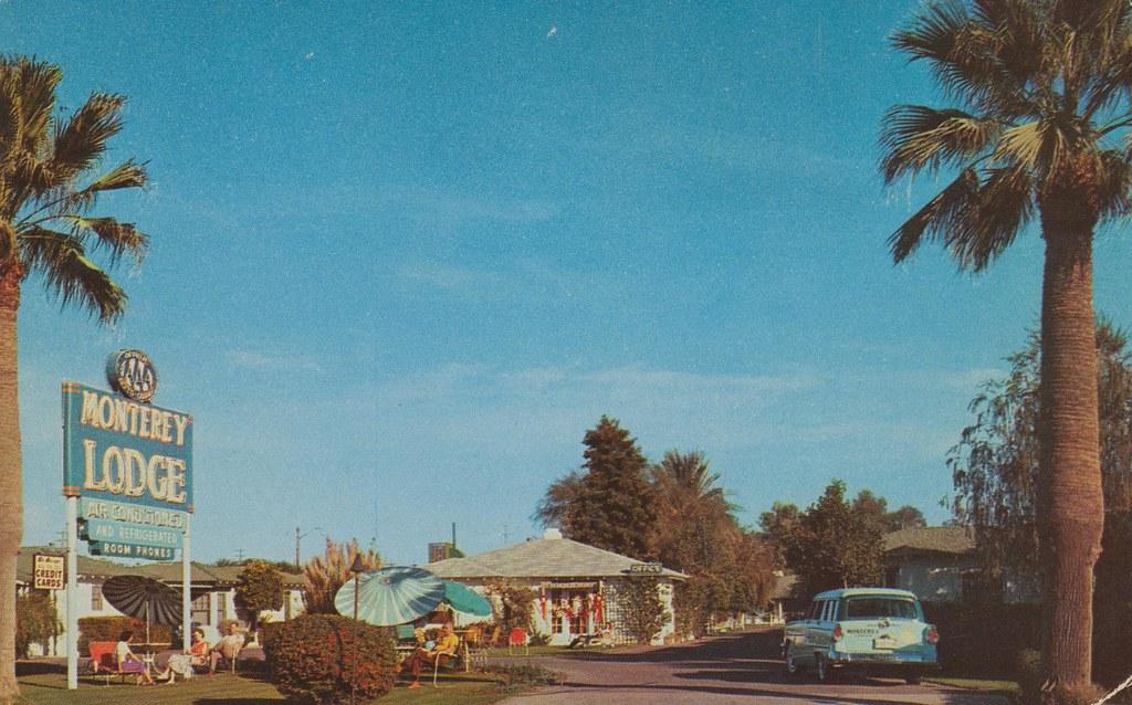 Monterey Lodge - Phoenix, Arizona