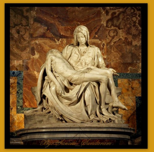 PIETA - The Most Famous and Revered Marble Sculpture in Christian World. | by Sunciti _ Sundaram's Images + Messages