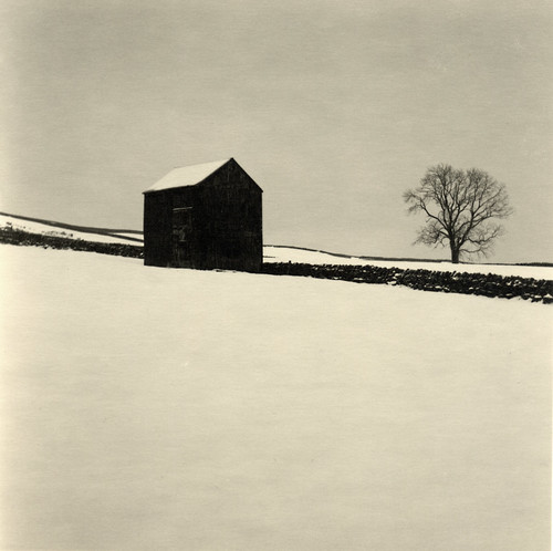 Iron shed on foma paper | by Graham1981