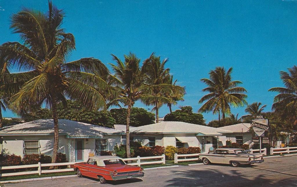 Embassy Villas - Ft. Lauderdale, Florida