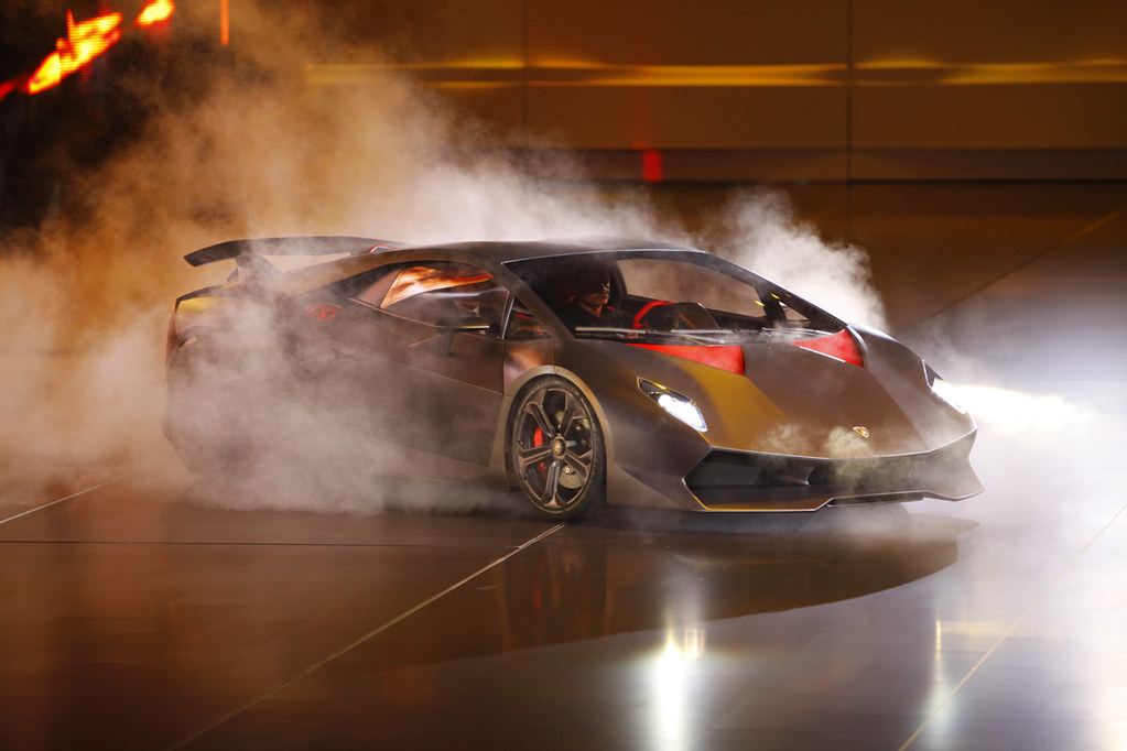Lamborghini Sesto Elemento 71 Lamborghini Sixth Element O Flickr