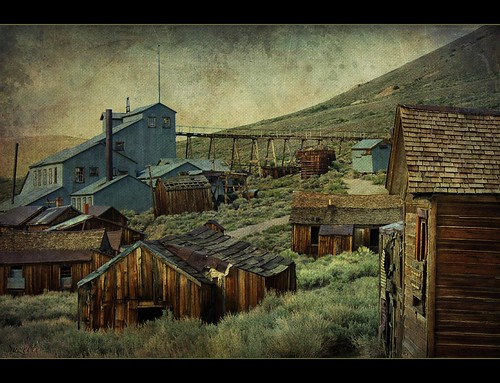Bodie Town and Mine ~ Revisited | by StoryWorks by Suzette