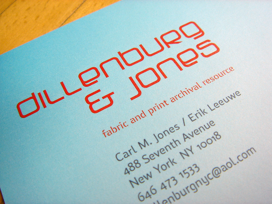 vagebond dillenburg jones business card my font vagebon flickr