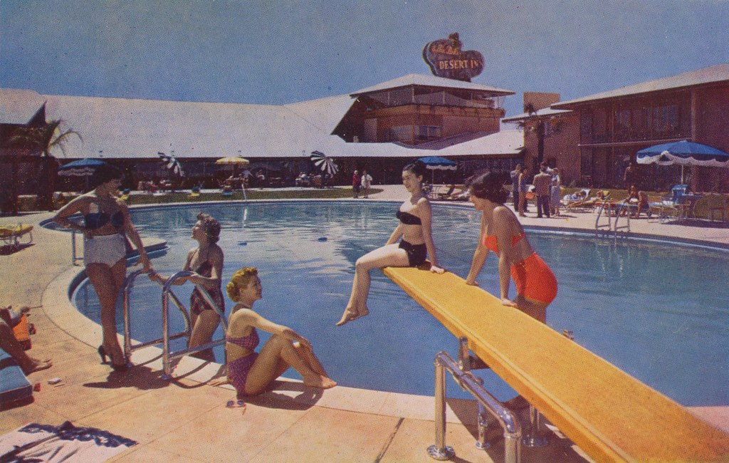 Wilbur Clark's Desert Inn - Las Vegas, Nevada