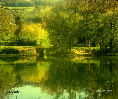 ✿ «... and amid a running river.» ✿  ♪♪♪ | by ✿ nicolas_gent ✿