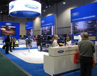 Ford Booth (North Hall) | by International CES