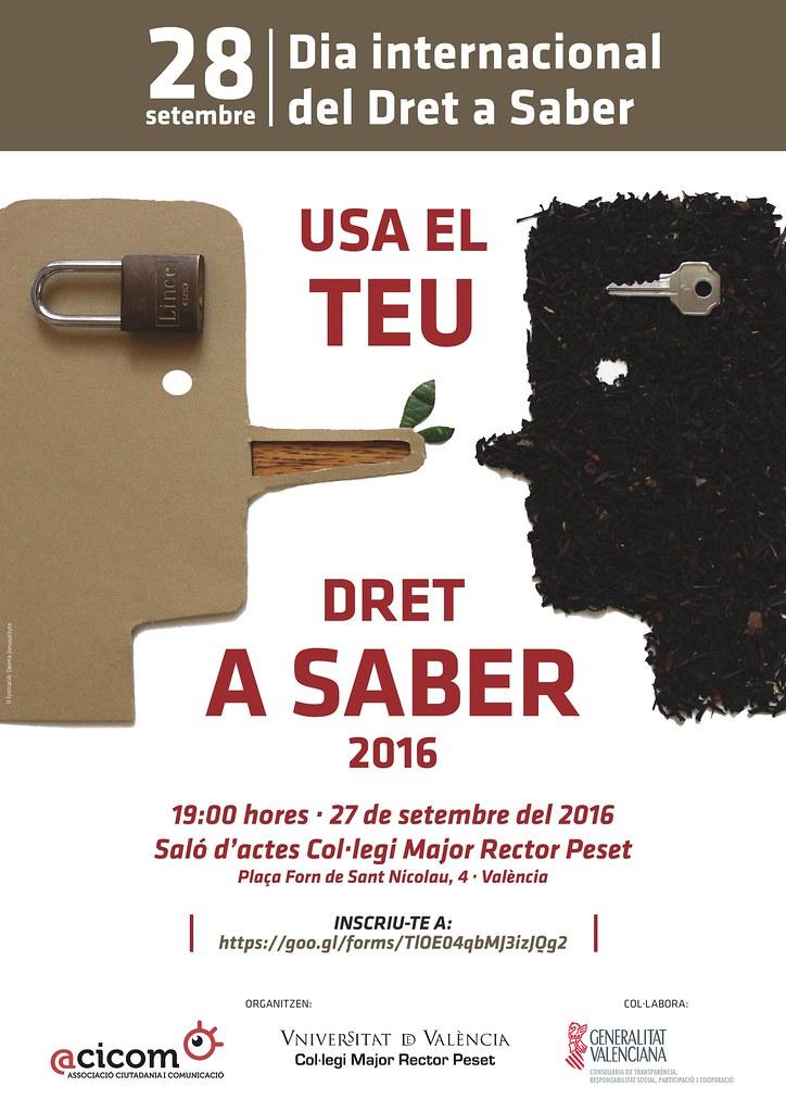 14é Dia Internacional dle Dret a Saber