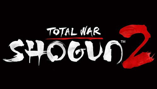 Total War: Shogun 2 Final Logo | by SEGA of America