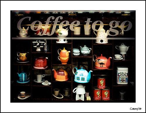 Coffee to go | by Cameno