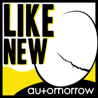 Like New Single Artwork | by Automorrow