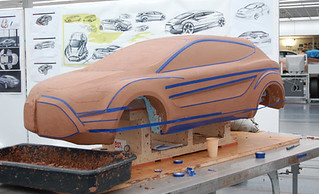 Clay-Models | by Ford Motor Company