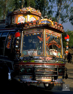 Bus in Pakistan | by comebackalive