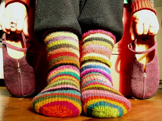Almost But Not Quite Shoes & Socks | by Velma's World