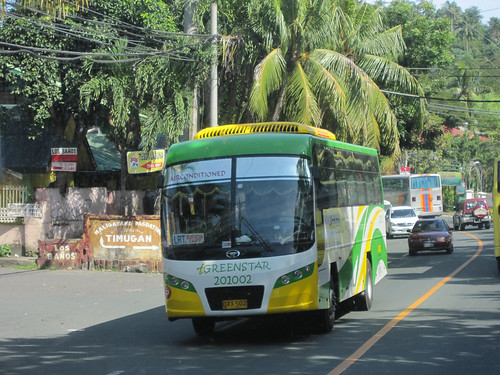 Green Star Express Inc. 201002 Daewoo Bus BF106 | by Boy Sabit Extreme™ optd. by Silverblur