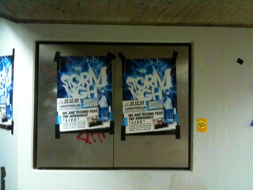 Horrorist Posters in Stuttgart | by oliverchesler