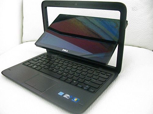 Dell Inspiron Duo Hybrid Tablet Netbook