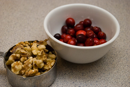 Walnuts and Cranberries | by breadandbeta