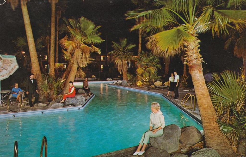 Saga Motor Hotel - Anaheim, California