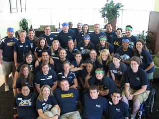 Res Life Hall Staff 1-14-11 | by True Blue NAU