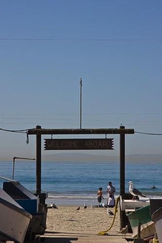 Dory fishing fleet newport beach sarah oliver flickr for Dory fishing fleet