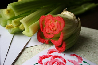 veggie stamping | by maureencracknell