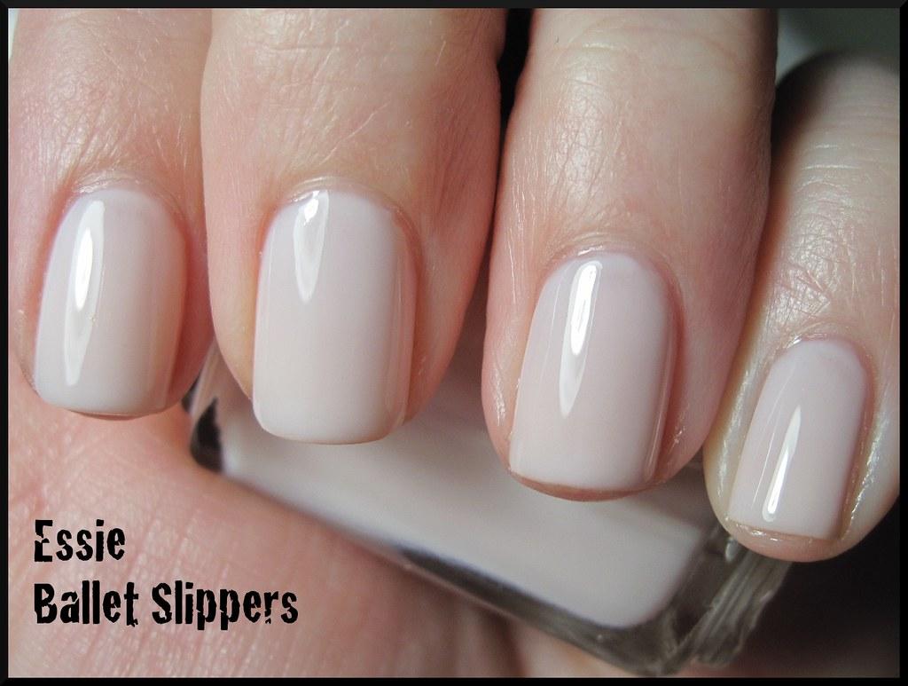 Nail Polish Essie Ballet Slippers - Creative Touch