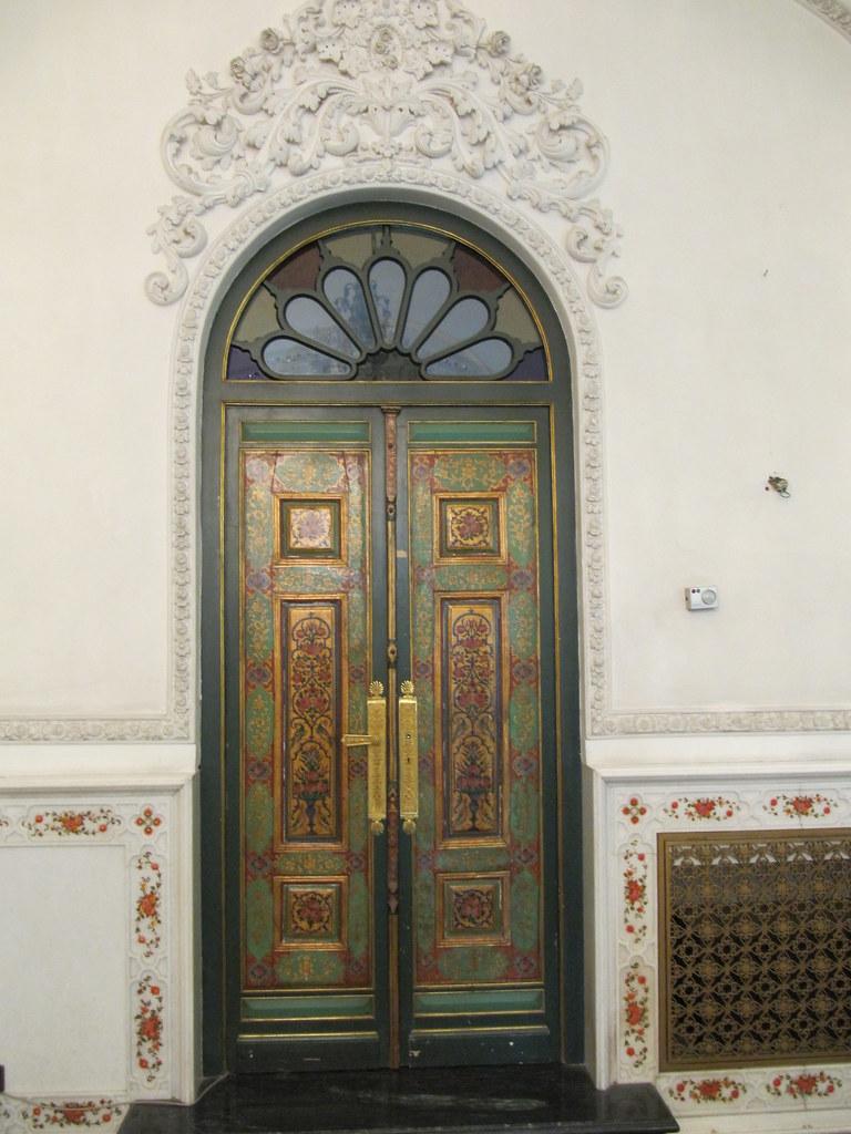 Persian door | by sipo Persian door | by sipo & Persian door | Niavaran Museum - Tehran Iran | sipo | Flickr