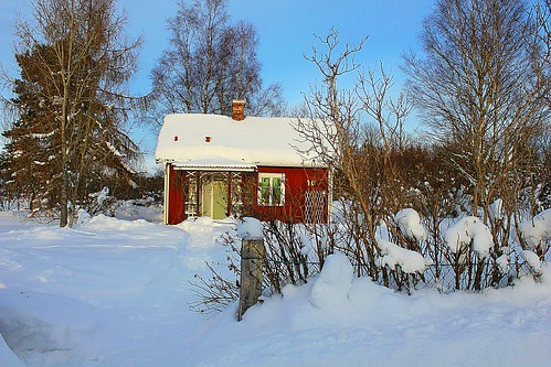 Cottage Sweden | by Ankar60