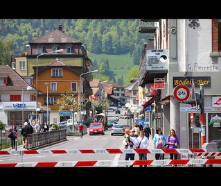 Street in Interlaken | by G.Perretto (OFF)