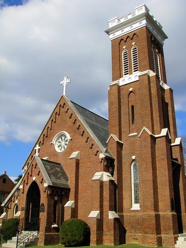 St Luke S Episcopal Church Cleveland Tn Peter J