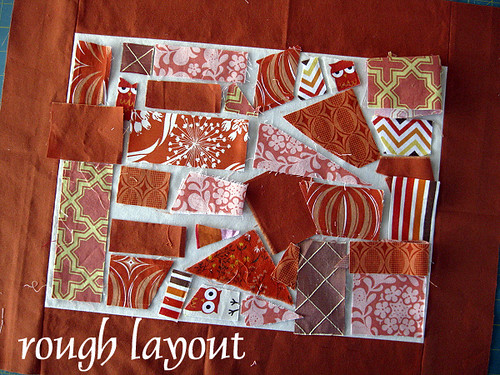 rough layout | by StitchedInColor