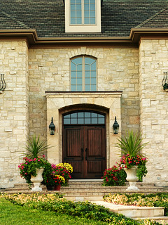 Tudor Architectural Entranceways | by Andersen Windows
