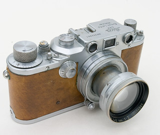Leica 111c 1940 Red Blind Model | by dave_dockerill