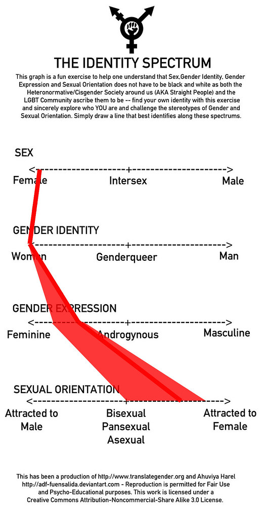 Gender Chart: My Gender 6 Sexuality identity spectrum chart | I7ve completu2026 | Flickr,Chart