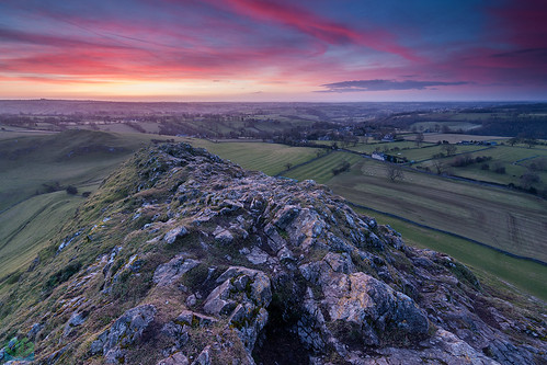 Thorpe Cloud Dawn | by James G Photography