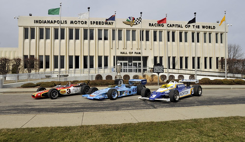 2011 bobby unser indy 500 winning cars 3 march 2011 for Indianapolis motor speedway com