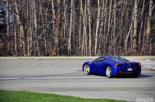 Ferrari 458 Italia | by Dylan King Photography