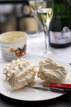 meringues | by David Lebovitz