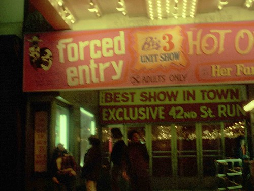 Porn theatres ny