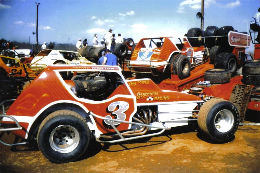 Dirt Modifieds Late 70's