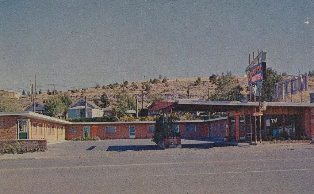 Deser-Est Motel - Ely, Nevada
