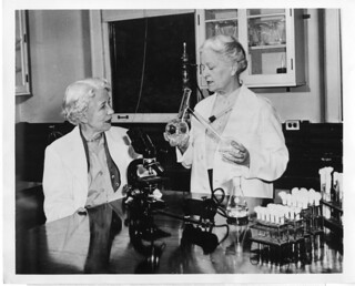 Elizabeth Lee Hazen (1888-1975) and Rachel Brown (1898-1980) | by Smithsonian Institution