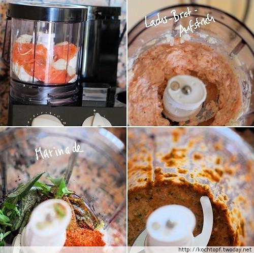 Braun K Multiquick Kitchen Food Processor