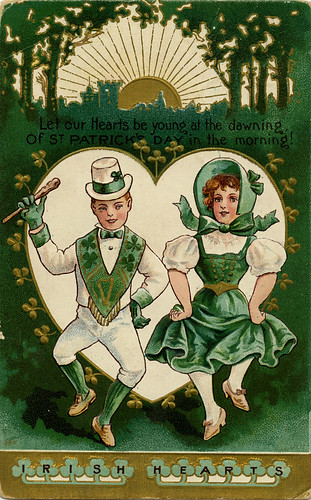 Irish hearts | by The Texas Collection, Baylor University