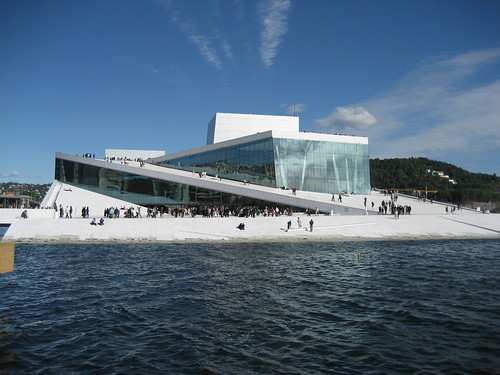 Oslo's Opera House | by VisitOSLO