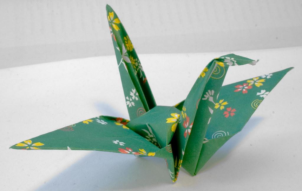 ... Help Japan Brighton University Peace Cranes - by Dominic\u0027s pics