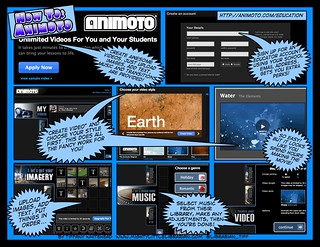 How To: Animoto | by librariantiff